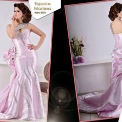 Madame Rachida Bouzid-Robe de mariée-Tunis-4