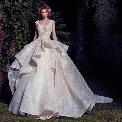 برشلونة سواريه ستايلز - فستان الزفاف - القاهرة