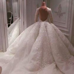 برشلونة سواريه ستايلز-فستان الزفاف-القاهرة-5
