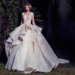 برشلونة سواريه ستايلز-فستان الزفاف-القاهرة-1