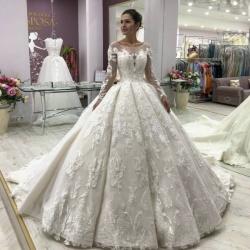 برشلونة سواريه ستايلز-فستان الزفاف-القاهرة-3