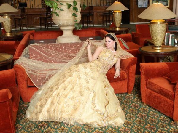 فنون - فستان الزفاف - مدينة تونس