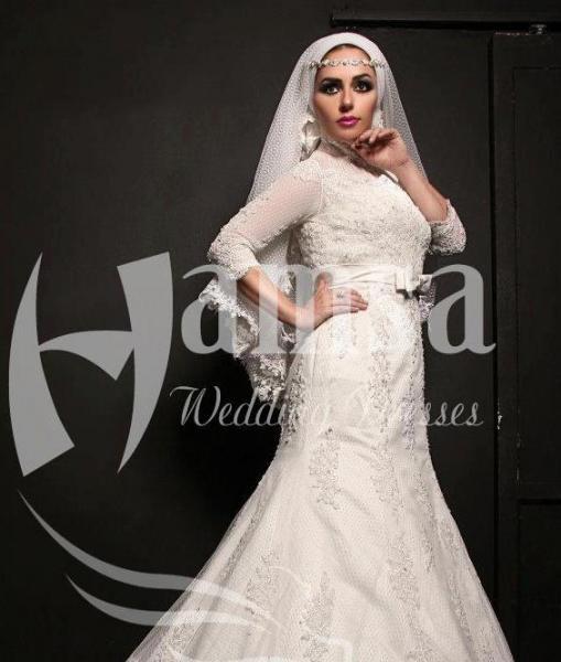 همسة لفساتين الافراح - فستان الزفاف - القاهرة