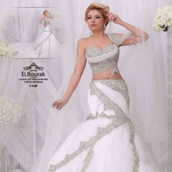 البوراك-فستان الزفاف-مدينة تونس-3