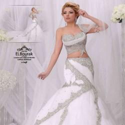 Elbourak-Robe de mariée-Tunis-3