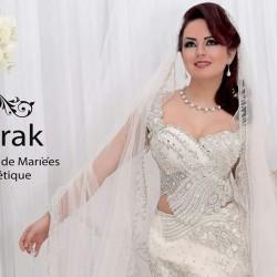 Elbourak-Robe de mariée-Tunis-1