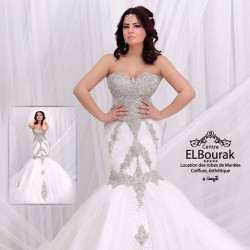 البوراك-فستان الزفاف-مدينة تونس-2