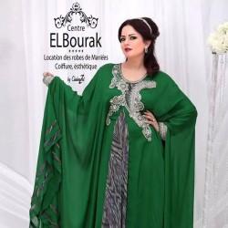 Elbourak-Robe de mariée-Tunis-4