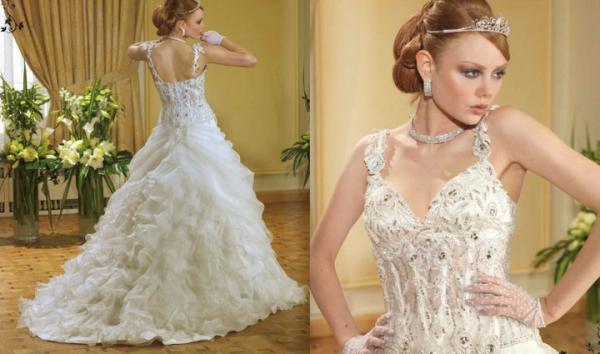 الوتا - فستان الزفاف - مدينة تونس