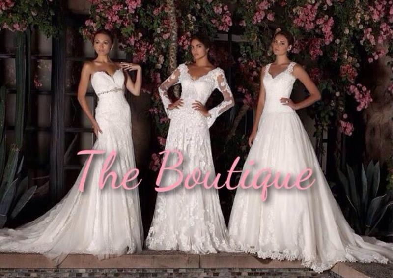 البوتيك - فستان الزفاف - القاهرة