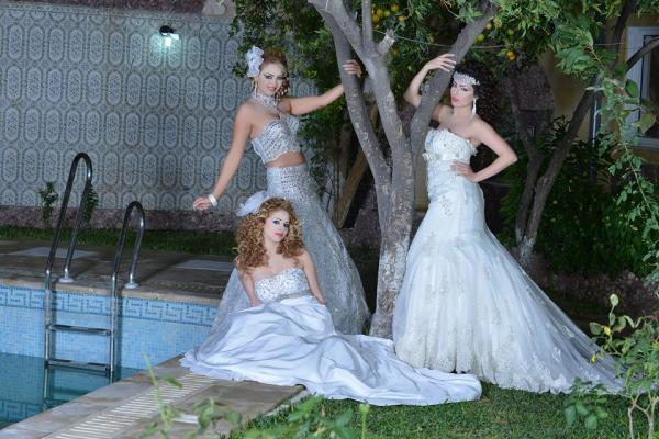 ثورايا - فستان الزفاف - مدينة تونس