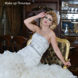 ثورايا-فستان الزفاف-مدينة تونس-6