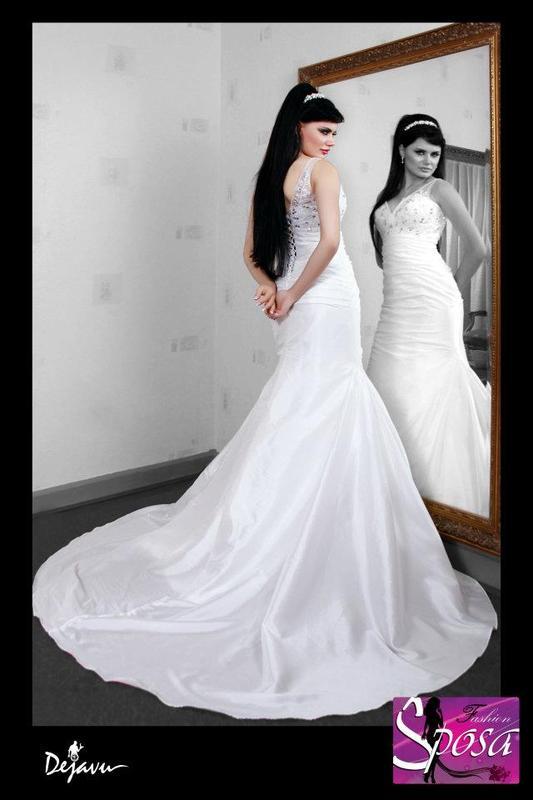 سبوزا فاشيون هاوس - فستان الزفاف - القاهرة