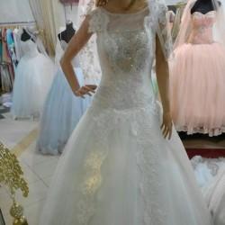 سن كوين-فستان الزفاف-سوسة-5