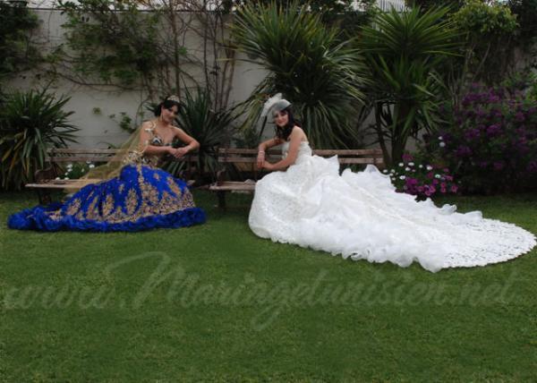 روبي - فستان الزفاف - مدينة تونس