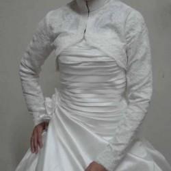 رشا عبد العزيز-فستان الزفاف-القاهرة-4