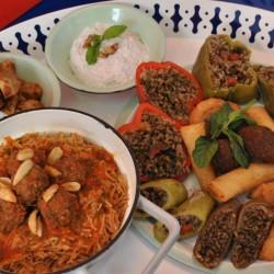 مطبخ أماني-بوفيه مفتوح وضيافة-القاهرة-2