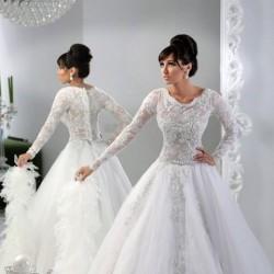 بيرل اند ليس-فستان الزفاف-القاهرة-1