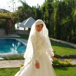 نغم النجار فاشيون-فستان الزفاف-القاهرة-4