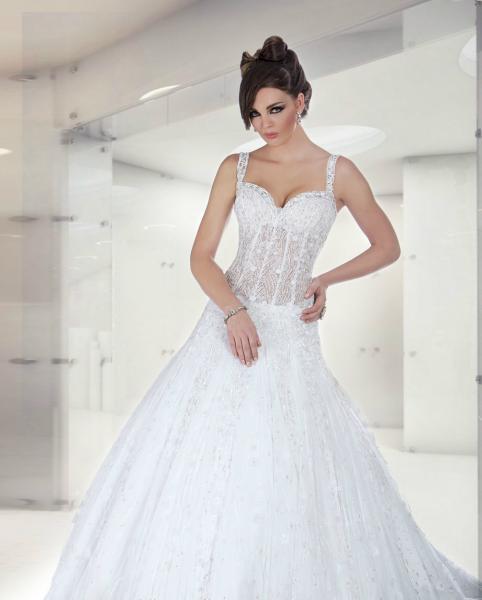 ندى ويدينغ - فستان الزفاف - القاهرة