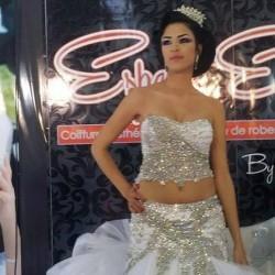 إيمان جلاصي-فستان الزفاف-مدينة تونس-6