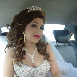 إيمان جلاصي-فستان الزفاف-مدينة تونس-4