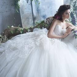 إيمان جلاصي-فستان الزفاف-مدينة تونس-1