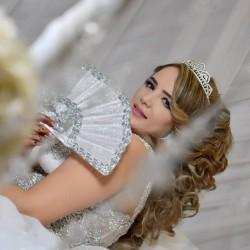إيمان جلاصي-فستان الزفاف-مدينة تونس-2