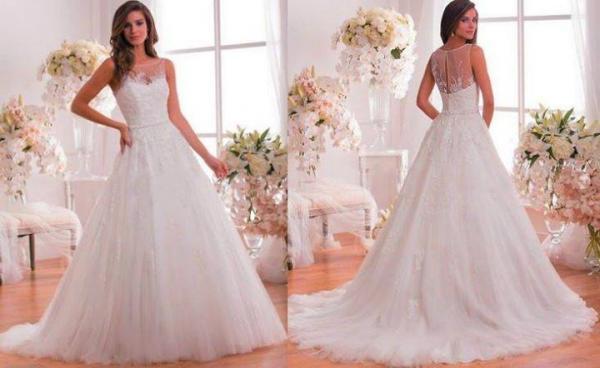 سيرين كوتور - فستان الزفاف - مدينة تونس