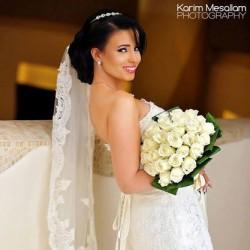 لا روزا لفساتين الافراح-فستان الزفاف-القاهرة-6