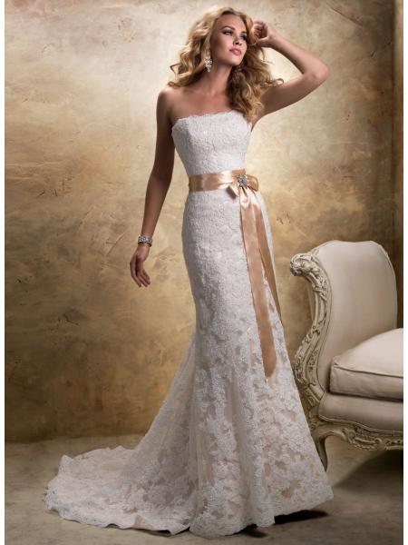 أكثر جمالا - فستان الزفاف - مدينة تونس