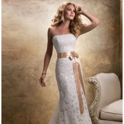 أكثر جمالا-فستان الزفاف-مدينة تونس-1
