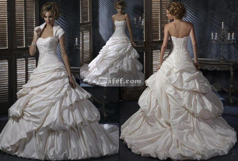 جمال - فستان الزفاف - مدينة تونس
