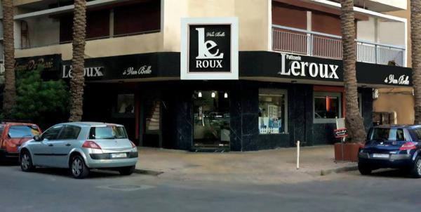باتيسري ليروكس - كيك الزفاف - بيروت
