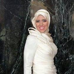 هبة ادريس-فستان الزفاف-القاهرة-4