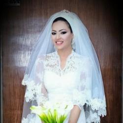 هبة ادريس-فستان الزفاف-القاهرة-1