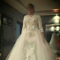 هبة ادريس-فستان الزفاف-القاهرة-3