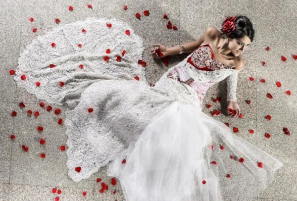 ايمان محروس - فستان الزفاف - القاهرة