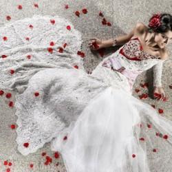 ايمان محروس-فستان الزفاف-القاهرة-1