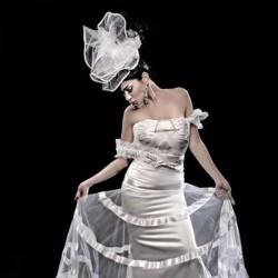 ايمان محروس-فستان الزفاف-القاهرة-2