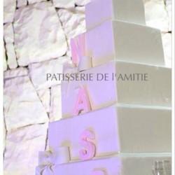 باتيسري دو لاميتي-كيك الزفاف-بيروت-2