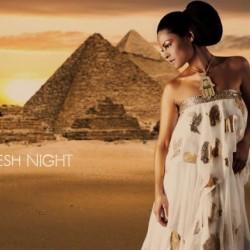 دينا عياش-فستان الزفاف-القاهرة-1