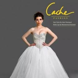 دينا عياش-فستان الزفاف-القاهرة-2
