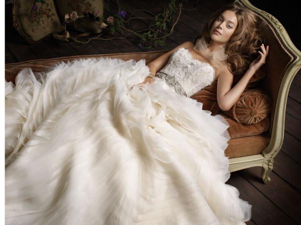 كالاديس دريسيس - فستان الزفاف - القاهرة