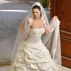 كالاديس دريسيس-فستان الزفاف-القاهرة-2