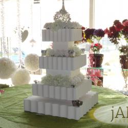 حلويات جابر-كيك الزفاف-بيروت-6
