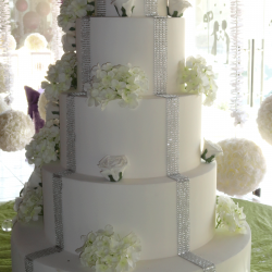 حلويات جابر-كيك الزفاف-بيروت-1