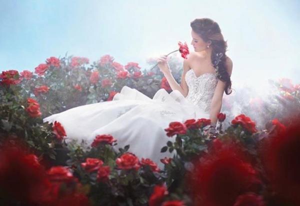 اتيليه مايسة - فستان الزفاف - القاهرة