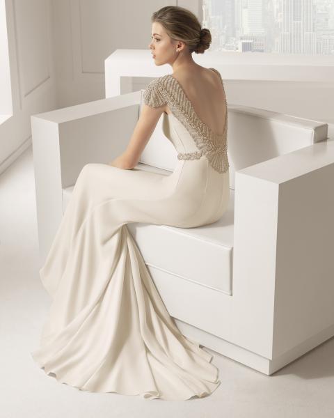 نينوفر - فستان الزفاف - القاهرة