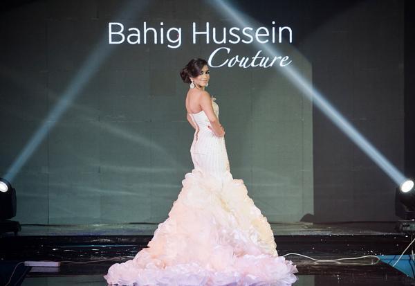 بهيج حسين - فستان الزفاف - الاسكندرية